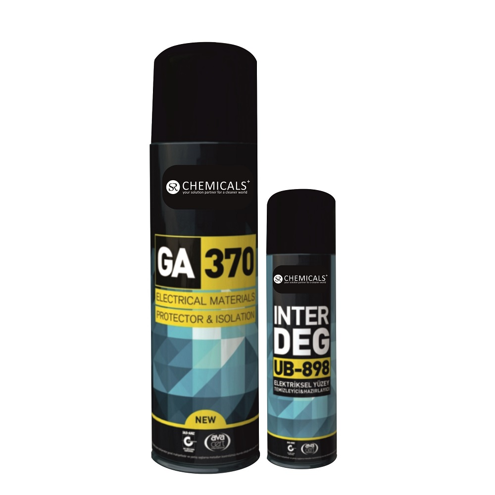 Protection and Izolation Spray for Electrical Surfaces - Full protection